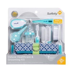 25 Piece Delux Healthcare & Grooming Kit for Baby