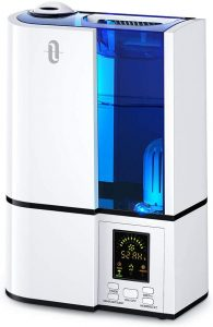 4 L Cool Mist Humidifier by TaoTronics