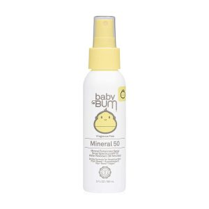 Baby Bum SPF 50 UVA UVB Face And Body Protection