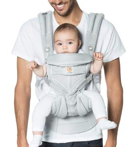 Ergobaby Pearl Carrier with Cool Air Mesh