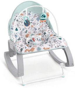 Fisher-Price Deluxe Toddler To Infant Rocker