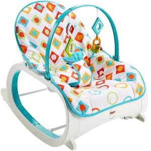 Fisher-Price Infant-to-Toddler Rocker Best Baby Shower Gifts