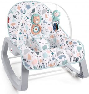Fisher-Price Sweet Toddler To Infant Rocker
