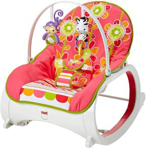 Fisher-Price Toddler to Infant Rocker