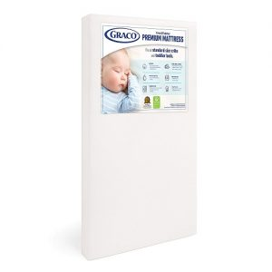Graco Premium Foam Crib