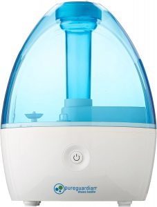 H910BL Ultrasonic Cool Mist Humidifier by Guardian Technologies