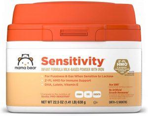 Mama Bear Milk-Based Infant Formula