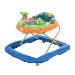 Safety 1st Dino Sounds 'n Lights Walker
